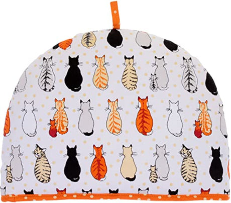 Tea Cosy - Cats in Waiting by Ulster Weavers