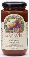 Greaves Chilli Sauce