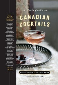 Book;  Guide to Canadian Cocktails