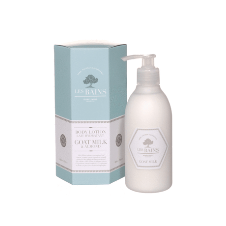 Les Bains Goat Milk & Almond Hand and Body Lotion