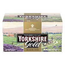 Yorkshire Gold - 40 Teabags  $6.99