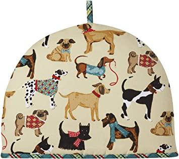 Tea Cosy  - DOG MOM Hound Dog by Ulster Weavers