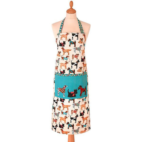 Apron, DOG MOM  Hound Dog by Ulster Weavers