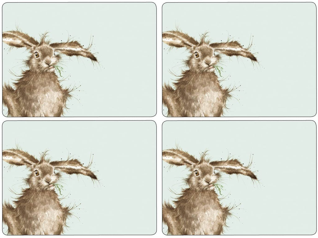 Pimpernel Wrendale Designs Hare - Placemat  Large