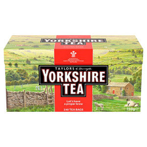 Yorkshire Red - 40 Teabags