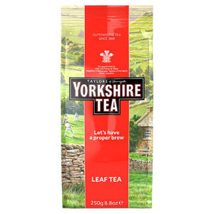 Yorkshire Red - Loose Leaf  $10.99