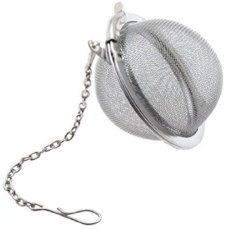 "Mesh Ball Tea  Infuser 2""  $3.89"