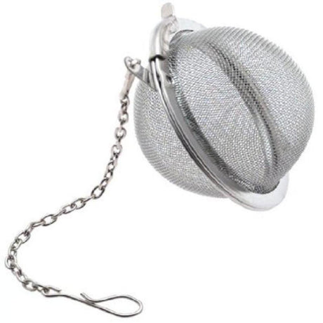 "Mesh Ball Tea  Infuser 2 1/2""  $4.89"