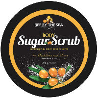 Bee by the Sea Sugar Scrub