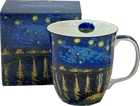 Mug;  Van Gogh Starry Night,  by McIntosh