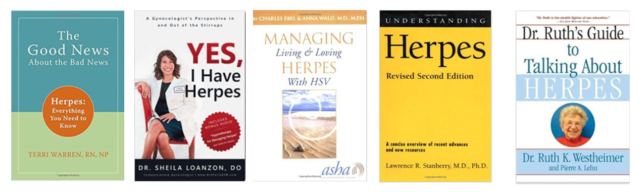 to books about herpes