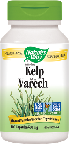 Nature's Way Kelp - 100 Count
