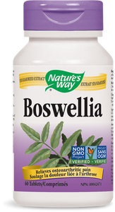Nature's Way Boswellia - 60 Count
