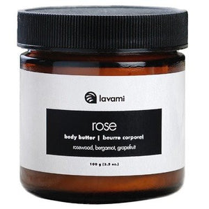 Lavami Rose Body Butter, 100g