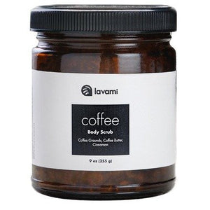 Lavami Coffee Body Scrub, 225g
