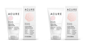 Acure Organics Seriously Soothing Cloud Cream (Pack of 2)