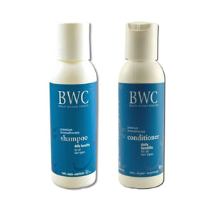 Beauty Without Cruelty Daily Benefits Shampoo& Conditioner Bundle, 16 fl. oz. each
