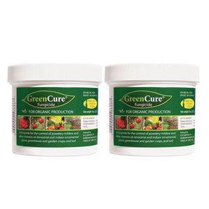 GreenCure Organic Gardening Fungicide (Pack of 2)