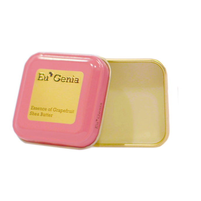 Eu'Genia Grapefruit Everyday Raw Unrefined Ghanaian Shea Butter, 1.6 oz.