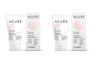 Acure Organics Seriously Soothing Day Cream (Pack of 2)