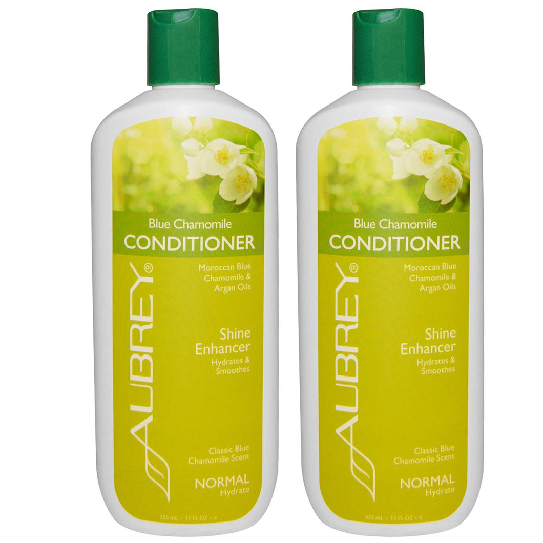 Aubery Organics Blue Chamomile Hydrating Conditioner