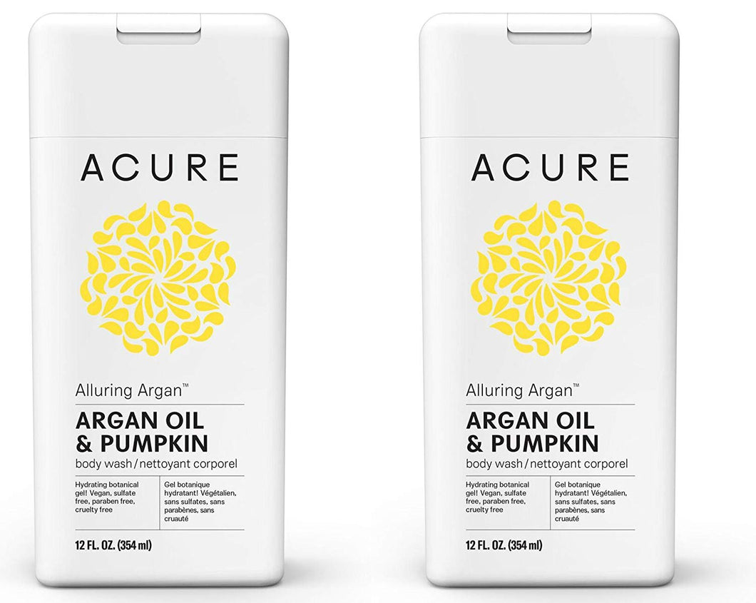 Acure Organics Radically Rejuvenating Serum and the Essentials Moroccan Argan Oil Bundle