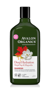 Avalon Organics Deep Hydration Maple Sap & Magnolia Shampoo