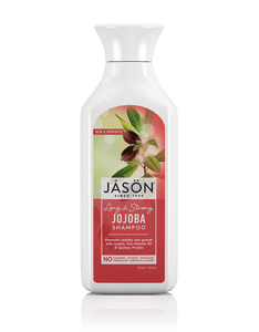 Jason Naturals Long & Strong Jojoba Shampoo