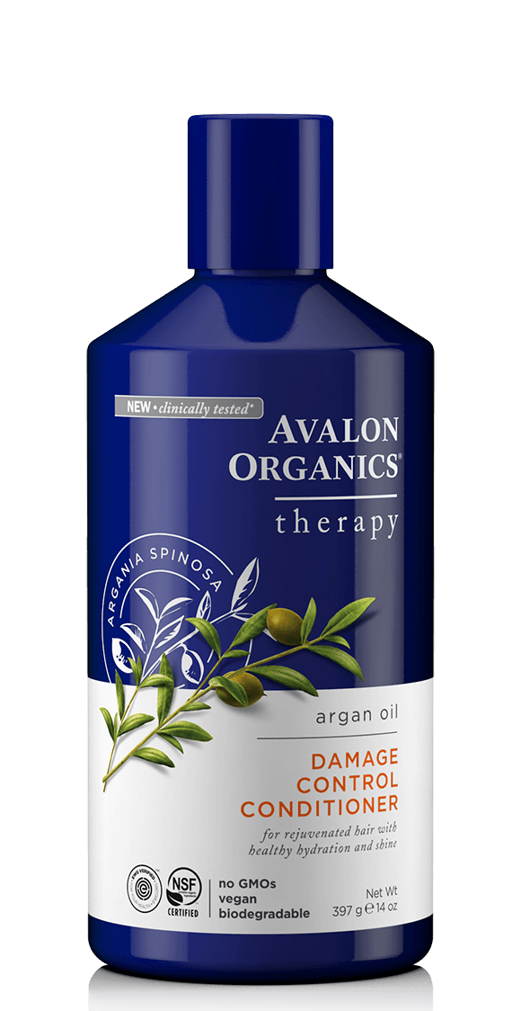 Avalon Organics Damage Control Argan Oil Conditioner