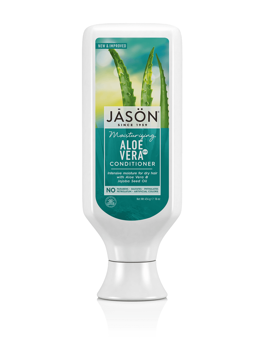 Jason Naturals Moisturizing Aloe Vera 84% Conditioner