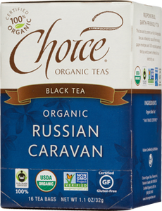 Choice Organic Teas Russian Caravan Tea - 16 Count