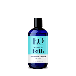 EO Bubble Bath Eucalyptus & Arnica - 12 oz