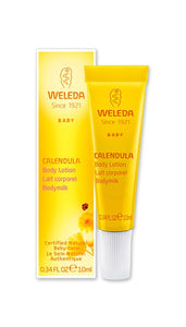 Weleda Calendula Body Lotion Travel Size - 0.34 oz.