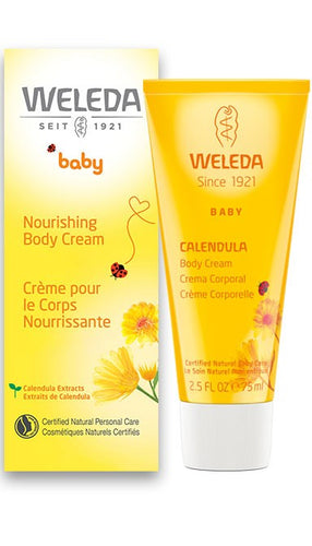 Weleda Nourishing Body Cream - Calendula - 2.5 oz.