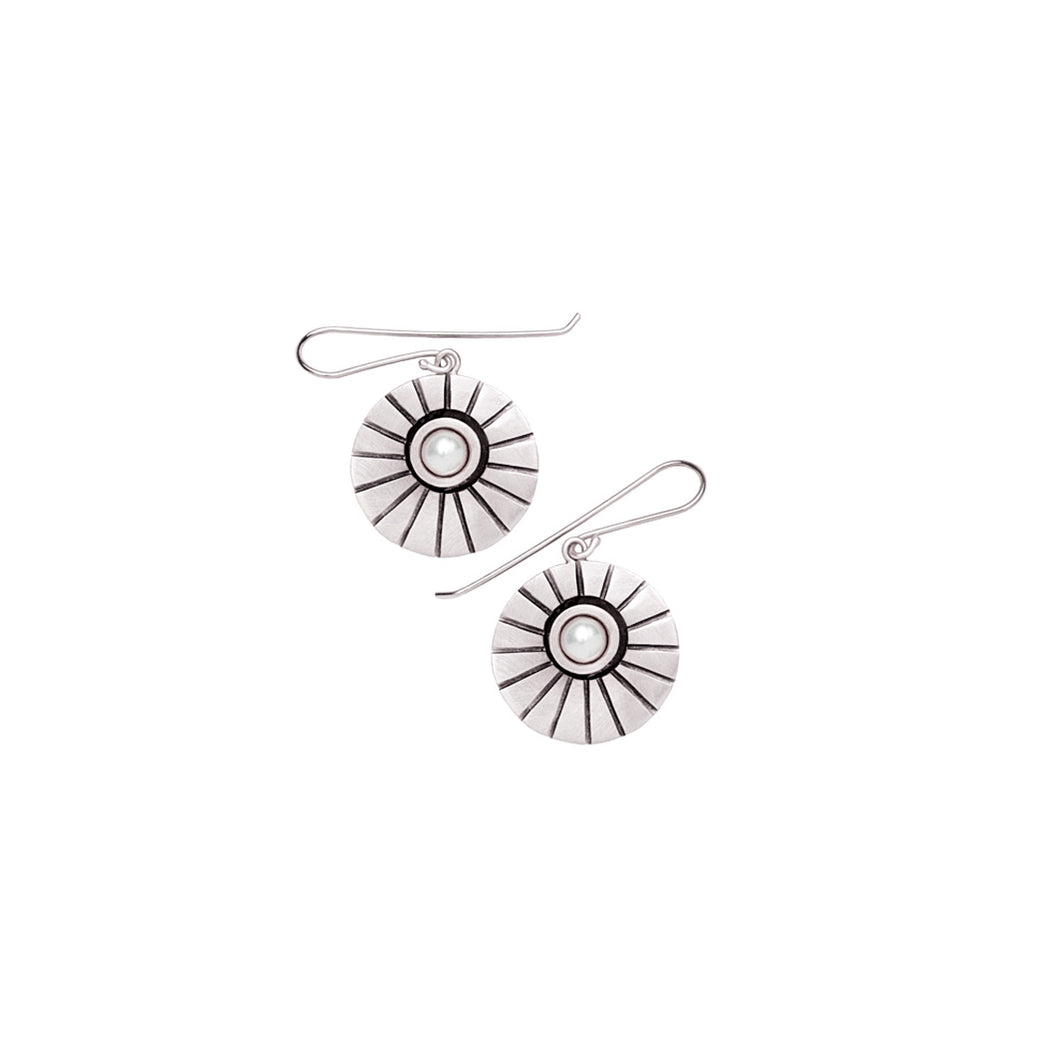 Sun Striped Earrings