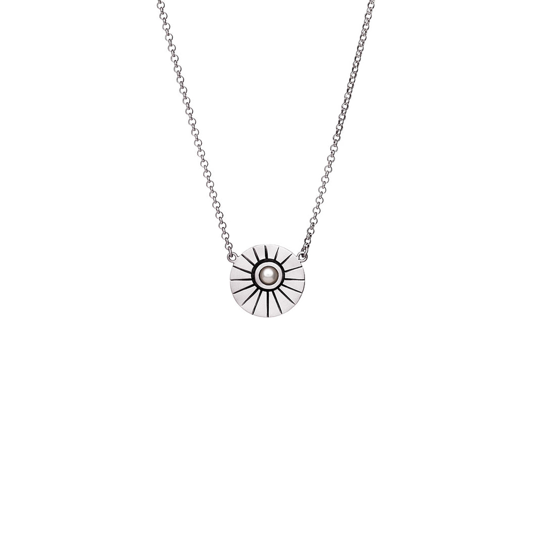 Sun Striped Necklace