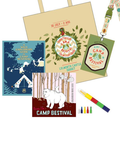 Camp Bestival 2015 Event Programme Pack