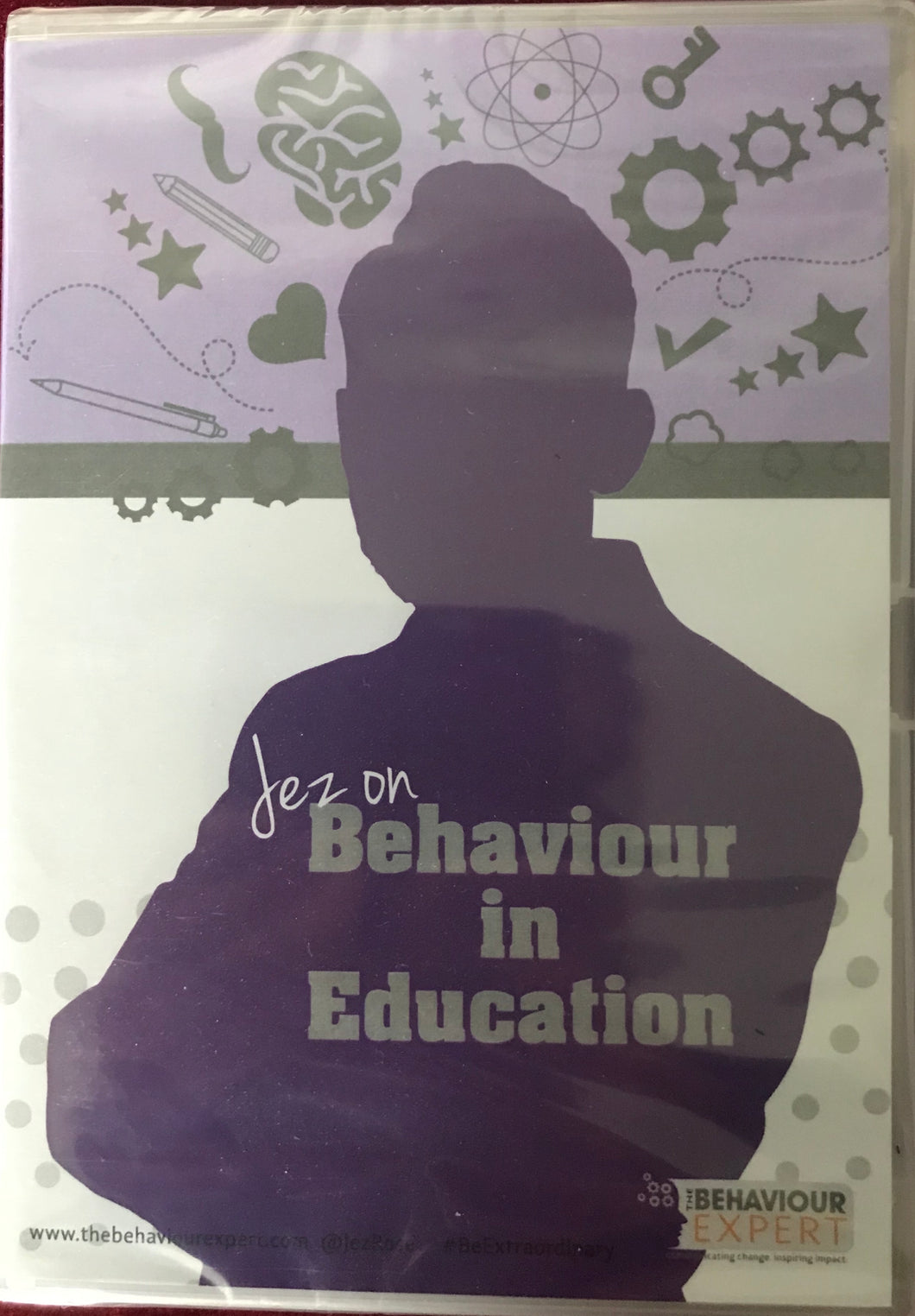 'Jez On Behaviour In Education' Bootleg DVD