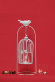 Decorative cage for tea light candle tumblr stand. L4