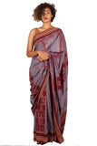 Hand made Saree S126