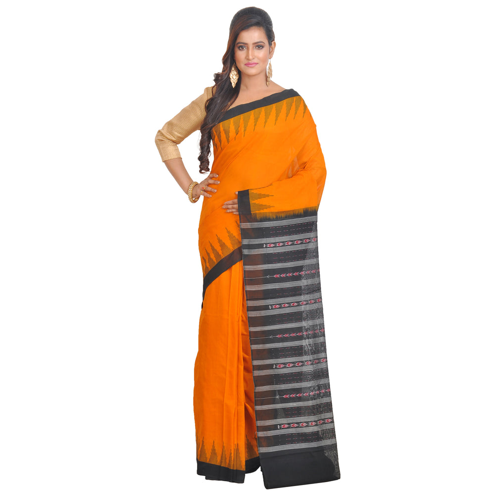 Sambalpuri Cotton Saree S35