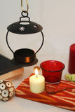 Tea light candle holder.  L20