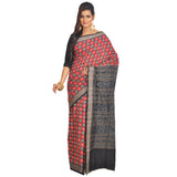 Stylish handicraft sambalpuri silk saree S6