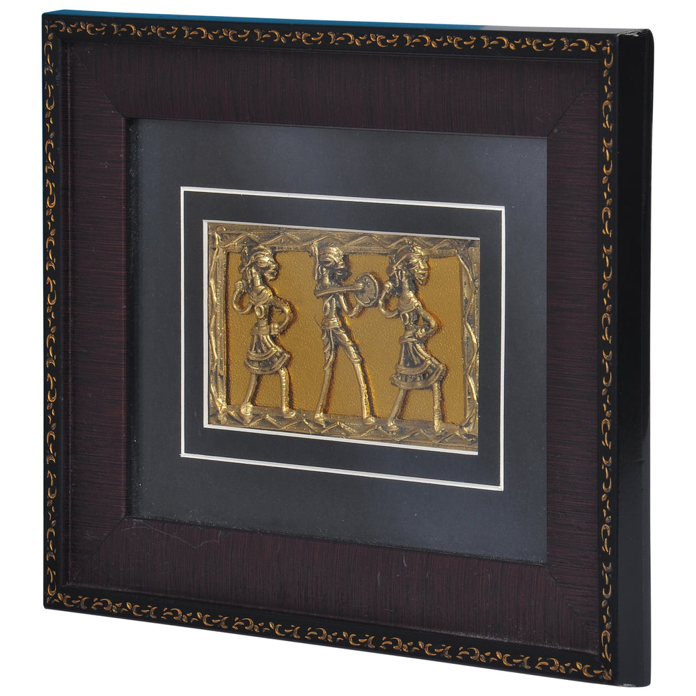 Decorative Dhokra Wall Hanging Art DWH1
