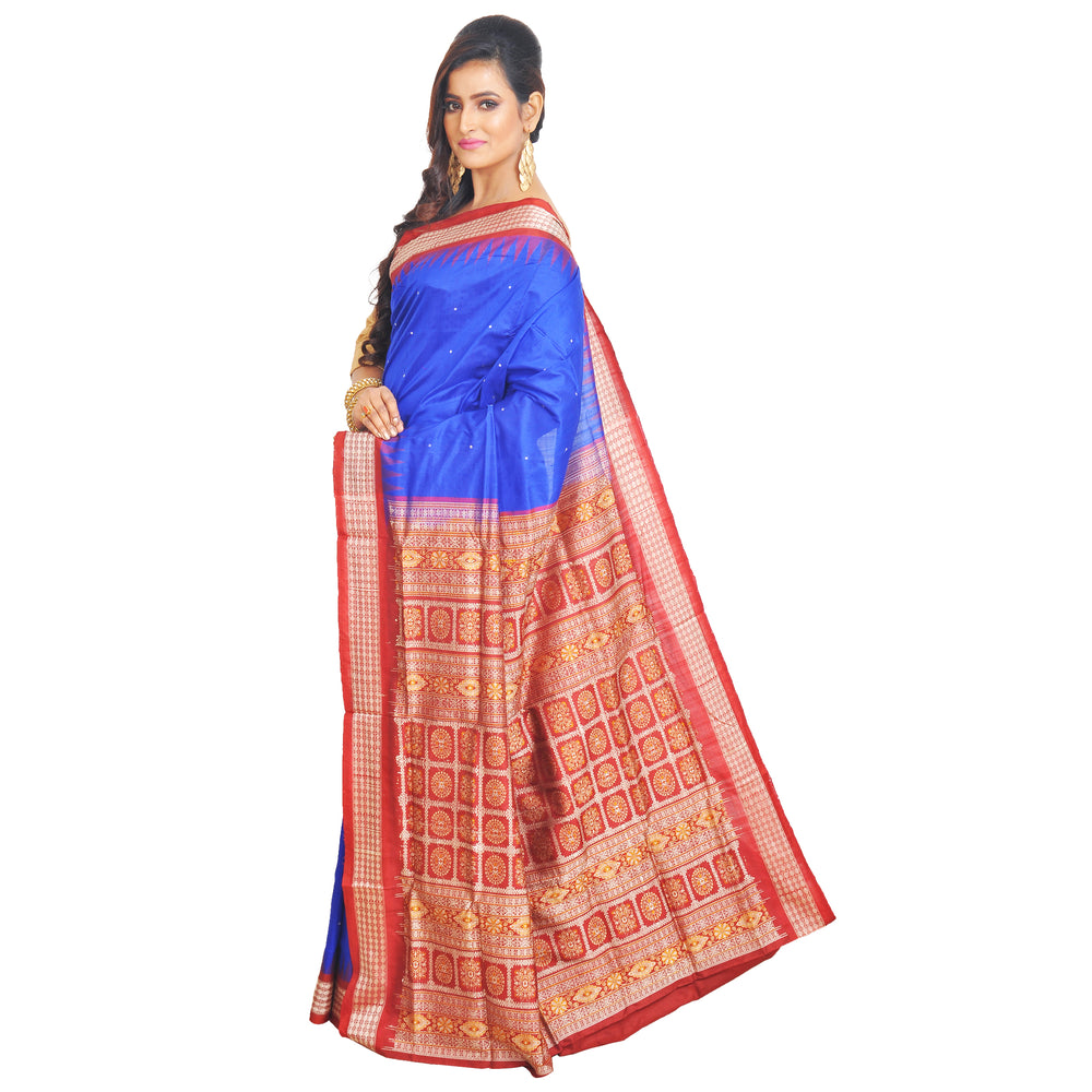 Bomkai Silk Saree S5