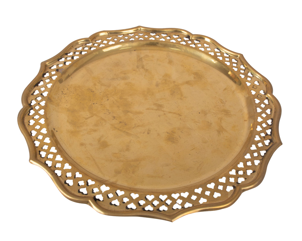 Bell metal decorative plate CL228