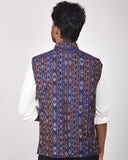 Ikat design jacket 1