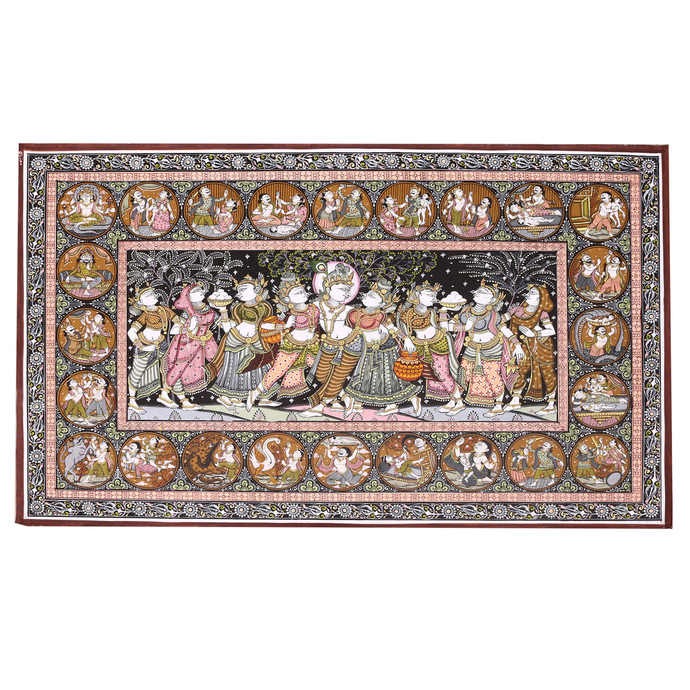 Pattachitra painting  PT0771