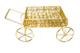 Wire mesh cart for Fruits and Vegetables. CL52