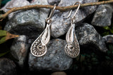 Silver Filigree Earring E9